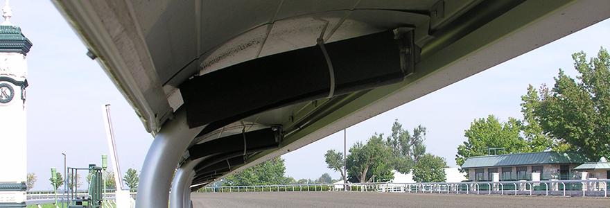 rider rail underside